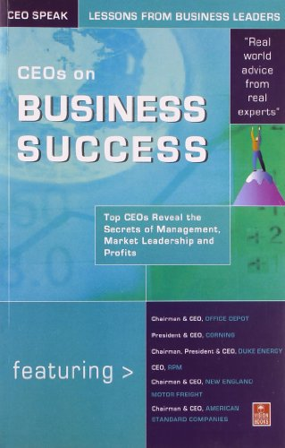 CEOs on Business Success