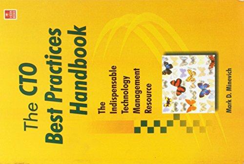 9788170946519: CTO Best Practices Handbook