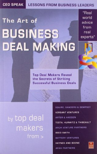 Art of Business Deal Making