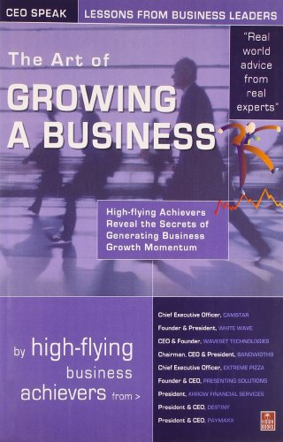 Art of Growing A Business