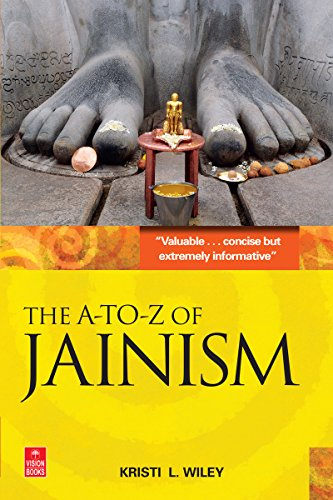 9788170946908: A to Z of Jainism