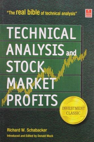 9788170947080: Technical Analysis and Stock Market Profits