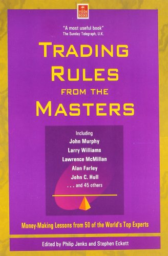 9788170947103: Trading Rules from the Masters