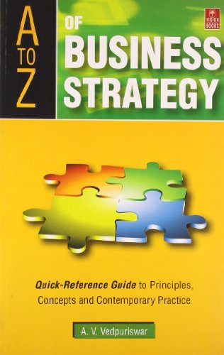 A to Z of Business Strategy