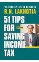 9788170947233: 51 Tips for Saving Income Tax