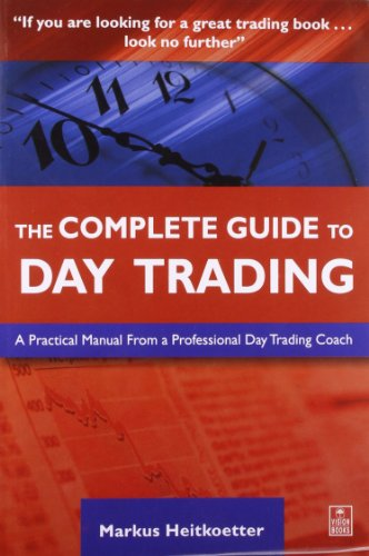 9788170947691: Complete Guide to Day Trading Paperback – 2010