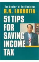 9788170947875: 51 Tips for Saving Income Tax