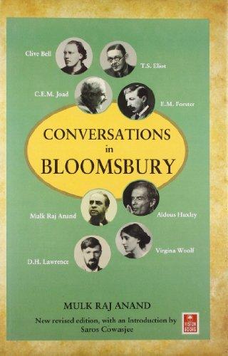9788170948131: Conversations in Bloomsbury