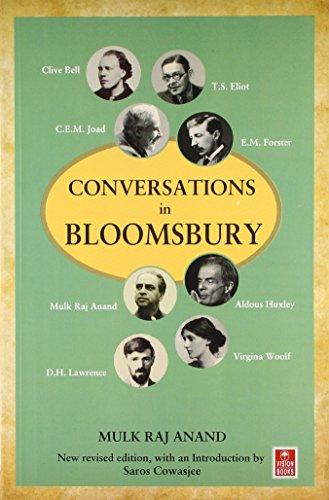 9788170948186: Conversations In Bloomsbury