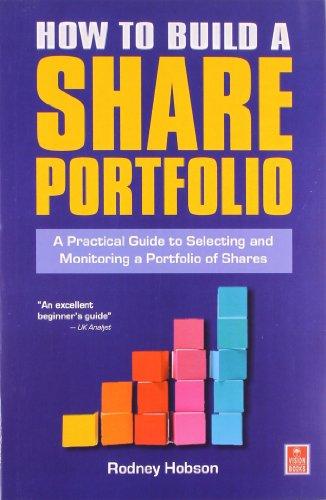 9788170948544: How to Build a Share Portfolio