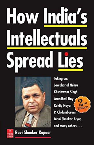 How India's Intellectual Spread Lies: Kapoor Ravi Shanker