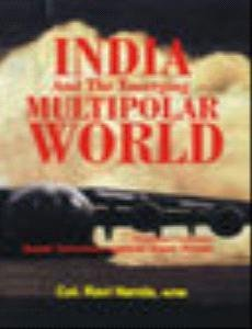 9788170950899: India and the emerging multipolar world