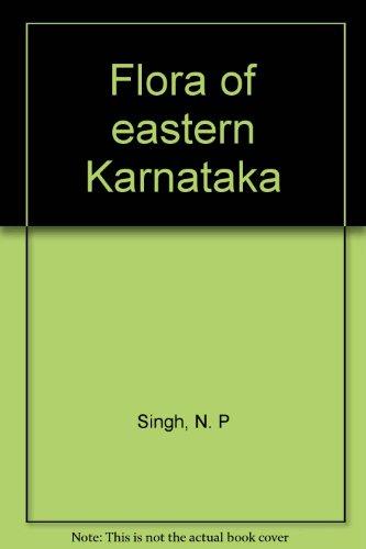 Flora of Eastern Karnataka (2 Volumes): N.P. Singh
