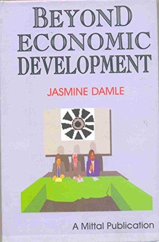 Beyond Economic Development: Jasmine Damle