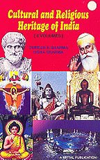 Cultural and Religious Heritage of India (8: Suresh K Sharma