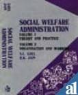 9788171001033: Social Welfare Administration