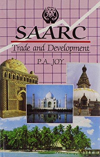 Saarc Trade and Development: Joy, P. A.
