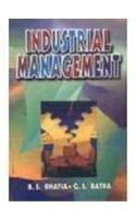 Industrial Management (Hardback): B.S. Bhatia, S.K.