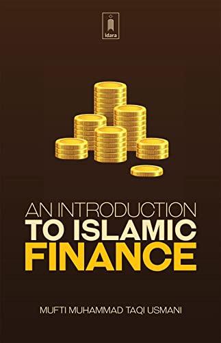 9788171012367: An Introduction to Islamic Finance