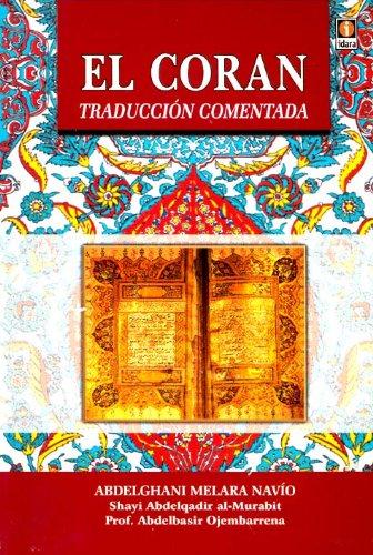 9788171016488: El Coran Traduccion Comentada (Spanish Only Qur'an Translation) En Espanol Quran
