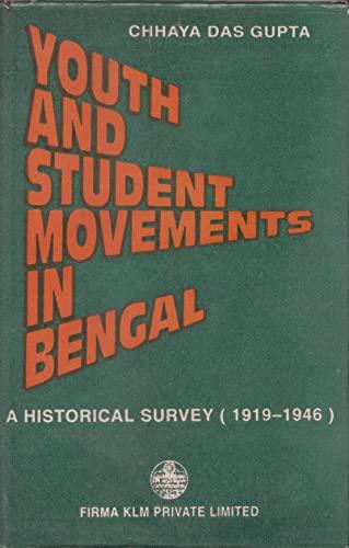 Youth and Student Movements in Bengal: Chhaya Das Gupta
