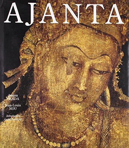 Ajanta: Amina Okada with an Introduction By Andre Bareau