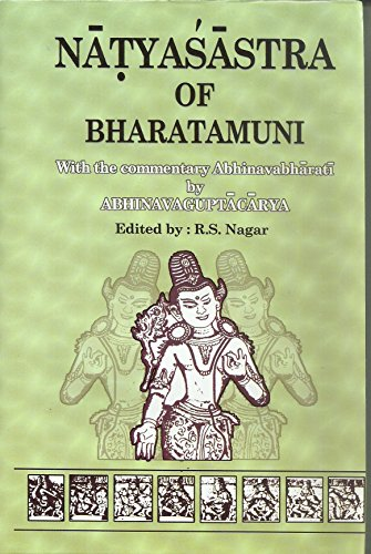 Natyasastra of Bharatamuni: With Sanskrit Commentary 'Abhinavabharati' of Abhinavagupta &...