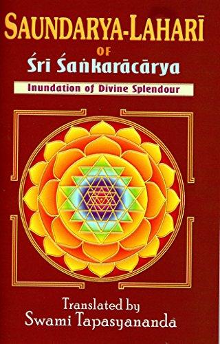 Saundarya-Lahari of Sri Sankaracarya: Tapasyananda Swami