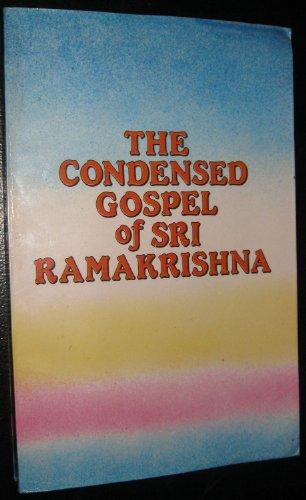 9788171203673: The Condensed Gospel of Sri Ramakrishna