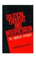 Political Thought and Interpretation: Damyanti Gupta