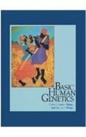 9788171333219: Basic Human Genetics