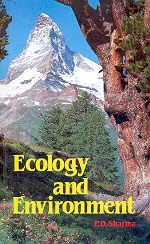9788171338146: Ecology and Environment