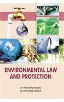 9788171391974: Environmental Law and Protection