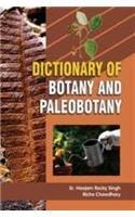 9788171394531: Dictionary of Botany and Paleobotany
