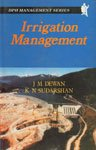 Irrigation Management: J.M. Dewan,K.N. Sudarshan