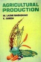Agricultural Production: Suresh K. Narasaiah