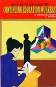 9788171415427: Role Performance of Continuing Education Workers