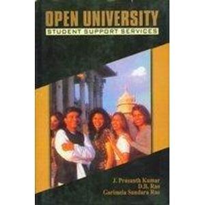 Open University Student Support Services: Digumarti Bhaskara Rao,J. Prasanth Kumar