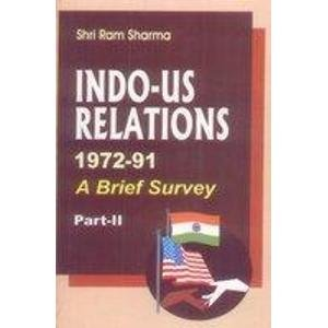 Indo-US Relations 1972-91: A Brief Survey (Part-II): S.R. Sharma
