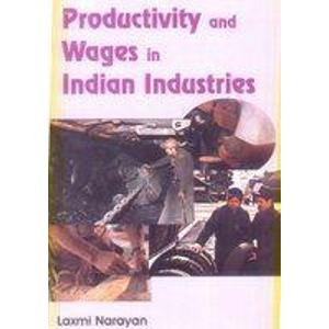 Productivity and Wages in Indian Industries: Laxmi Narayan