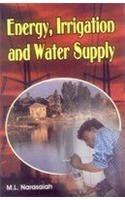 9788171417957: Energy Irrigation and Water Supply