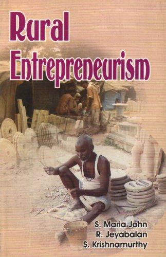 Rural Entrepreneurism: S Maria, John