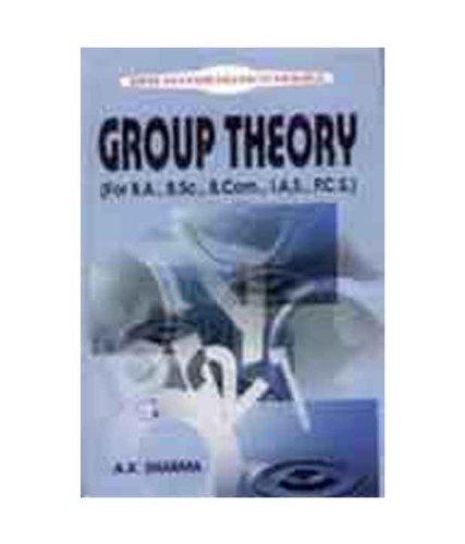 9788171418787: Group Theory