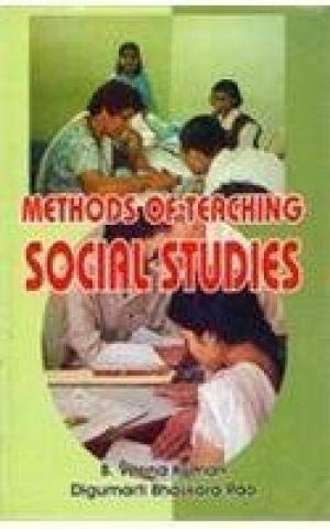 Methods of Teaching Social Studies: B. Veena Kumari,Digumarti Bhaskara Rao