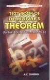 Text Book of De Moivre's Theorem: Sharma A.K.