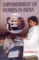 Empowerment of Women in India: M Koteswara Rao