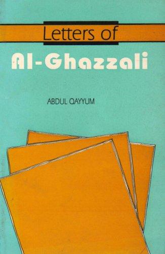 9788171511556: Letters of Al-Ghazzali