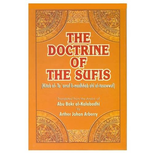 9788171511990: The Doctrine of the Sufis