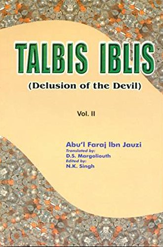 9788171513222: Tablis Iblis: Delusion of Devils
