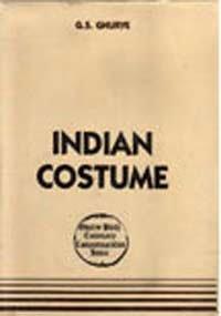 9788171544035: Indian Costume